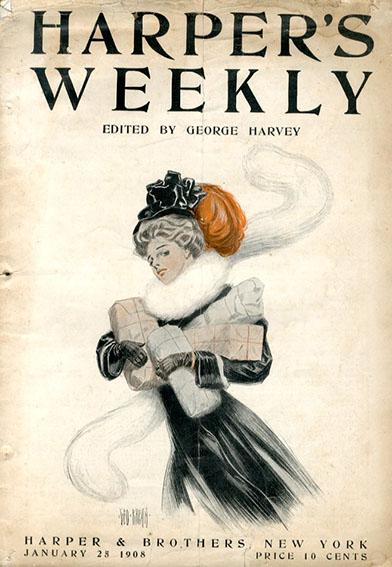 Harper's Weekly January 1908/