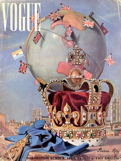 Vogue イギリス版 April 1937/