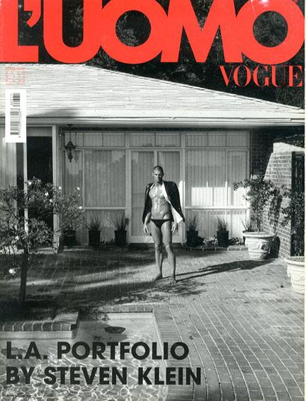 ルオモヴォーグ L'Uomo Vogue Mag/Giu 2006 L.A. Portfolio by Steven Klein/