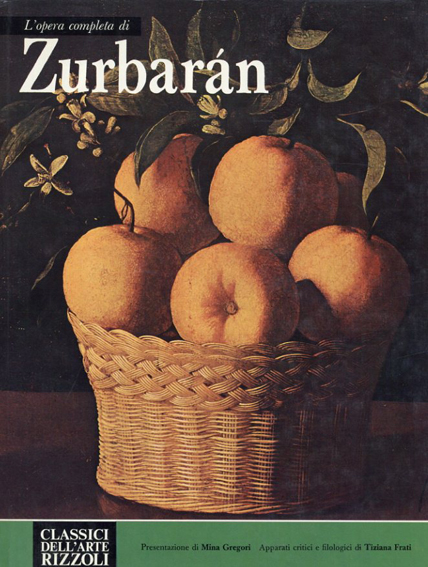 フランシスコ・デ・スルバラン Zurbaran/