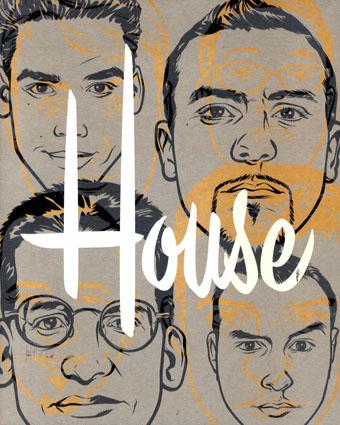 ハウス・インダストリー House Industries/House Industries