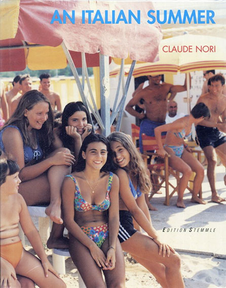 クロード・ノリ写真集 An Italian Summer/Claude Nori