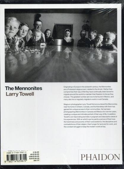 ラリー・トーウェル写真集 Larry Towell: The Mennonites/