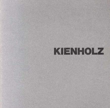 キーンホルツ Kienholz 1990/Edward & Nancy Kienholz