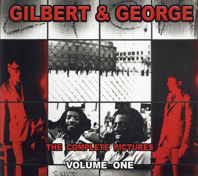 ギルバート&ジョージ Gilbert & George: The Complete Pictures 1971-2005 全2冊組/Gilbert & George