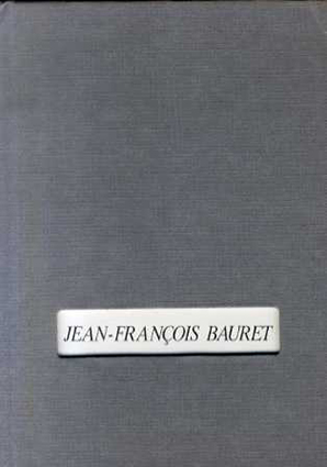 ジャン=フランソワ・ボーレ写真集 Jean-Francois Bauret: Portraits/