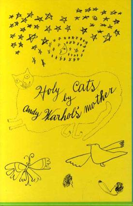 アンディ・ウォーホル Andy Warhol: 25 Cats Named Sam and One blue Pussy 全2冊組/Andy Warhol