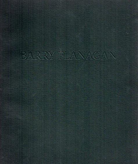 バリー・フラナガン Barry Flanagan: renent sculpture/