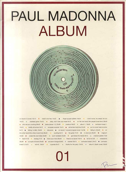 ポール・マドンナ Paul Madonna: Album 01/