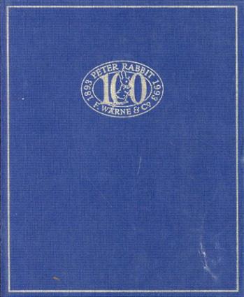 ピーター・ラビット Peter Rabbit: Limited Edition Cased Set/Beatrix Potter