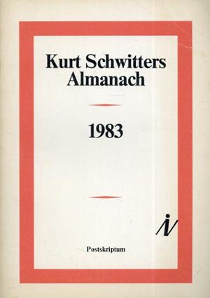 クルト・シュヴィッターズ Kurt Schwitters Almanach 1983/