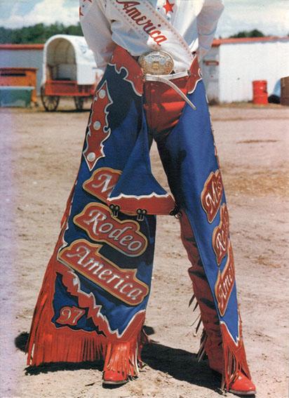 リサ・アイズナー写真集 Rodeo Girl/Lisa Eisner