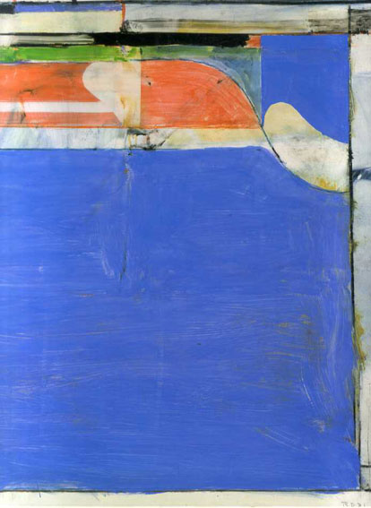 リチャード・ディーベンコーン Richard Diebenkorn: Works on Paper/Richard Diebenkorn
