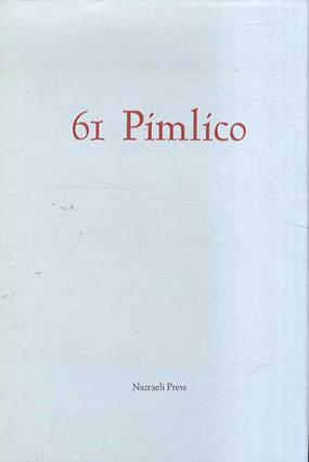 ビル・ジェイ写真集 Bill Jay: 61 Pimlico/Bill Jay