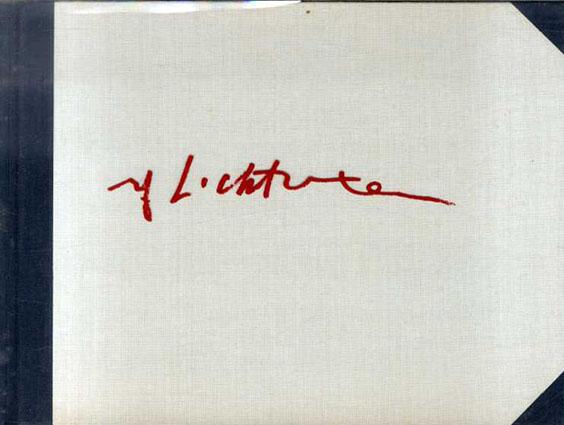 ロイ・リキテンシュタイン Roy Lichtenstein: Landscape Sketches, 1984-85/Constance W. Glenn