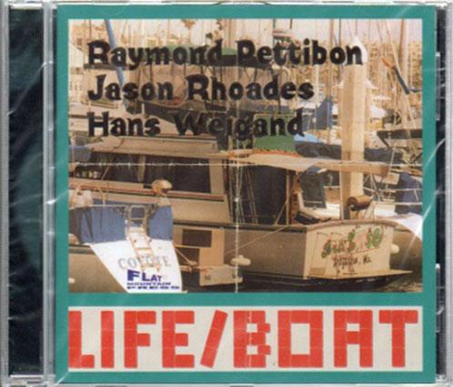Life Boat CD-Rom レイモンド・ペティボン/ジェイソン・ローデス/ハンズ・ウェイガンド/Raymond Pettibon/Jason Rhoades/Hans Weigand