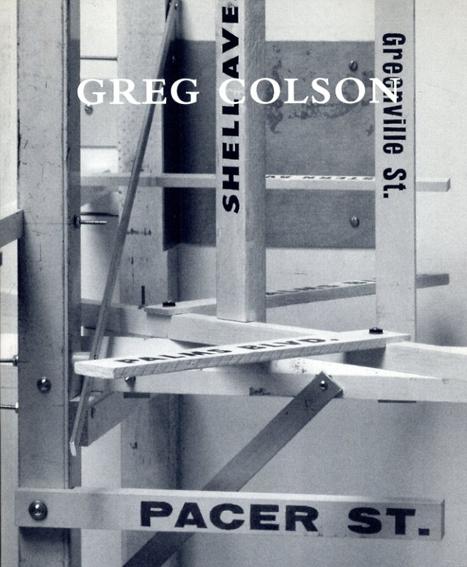 グレッグ・コルソン Greg Colson /Peter Wegner/Greg Colson/Pontus Hulten