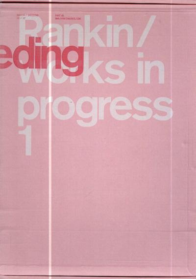 ランキン Breeding: A Study Of Sexual Ambiguity (Works In Progress)/Rankin
