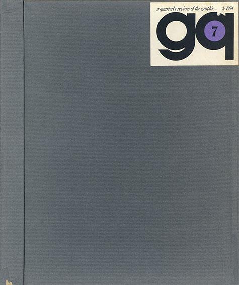 gq No.7 特装版/Mitsuo Kano