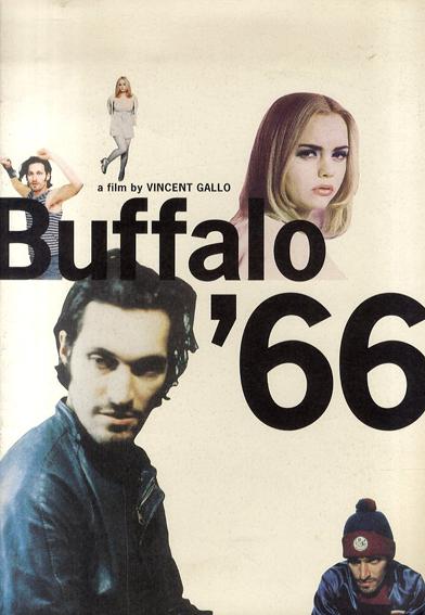 バッファロー'66 Buffalo'66 パンフ/ヴィンセント・ギャロ クリスティーナ・リッチ/アンジェリカ・ヒューストン他