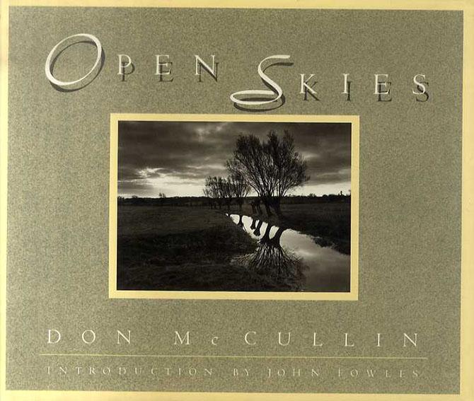 ドン・マッカラン写真集 Open Skies/Don McCullin