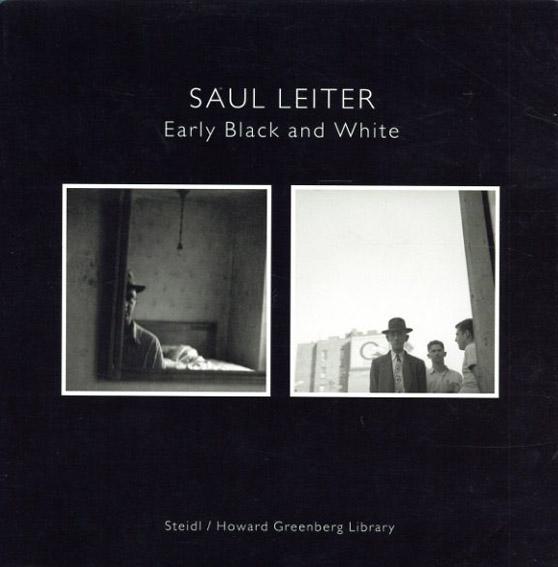 ソール・ライター写真集 Saul Leiter: Early Black And White 2冊組/Saul Leiter