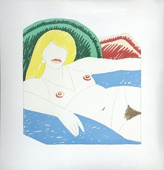 Shiny Nude/トム・ウェッセルマン