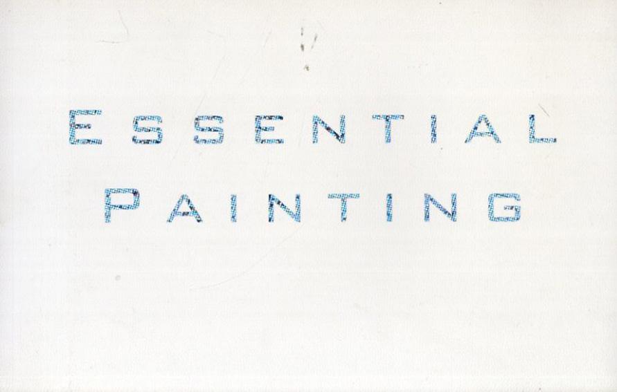 Essential Painting/