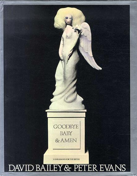 デイビッド・ベイリー写真集 David Bailey: Goodbye Baby & Amen: A Saraband for The Sixties/David Bailey写 Peter Evans