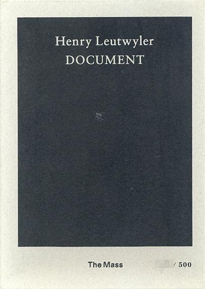 ヘンリー・ルートワイラー Document ポストカードBOX/Henry Leutwyler
