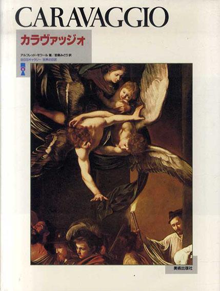 カラヴァッジォ BSSギャラリー 世界の巨匠/アルフレッド・モワール 若桑みどり訳