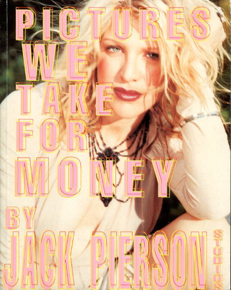 ジャック・ピアソン Pictures We Take for Money By Jack Pierson Studios Issue4/Jack Pierson