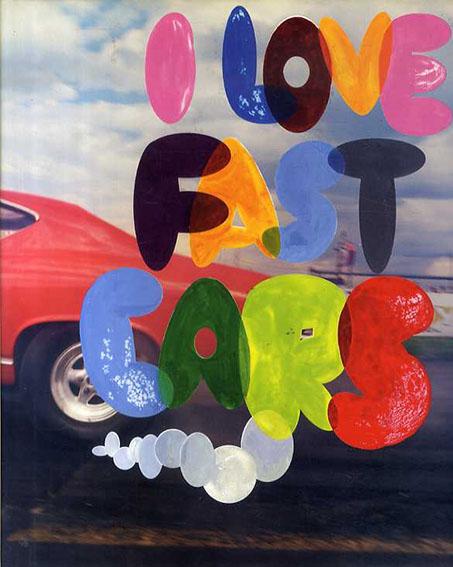 クレイグ・マクディーン写真集 I Love Fast Cars/Craig McDean