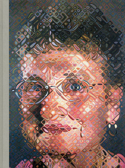 チャック・クロース Chuck Close: Family and Others/Diarmuid Costello