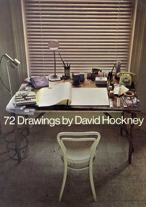 デイヴィッド・ホックニー 72 Drawings by David Hockney/David Hockney
