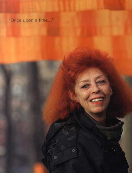 ジャンヌ・クロード Jeanne-Claude June13,1935-November18,2009 Once upon a time.../Christo and Jeanne-Claude