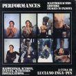 パフォーマンス Performances: happenings actions, events, activities installations/Luciano Inga-Pinのサムネール