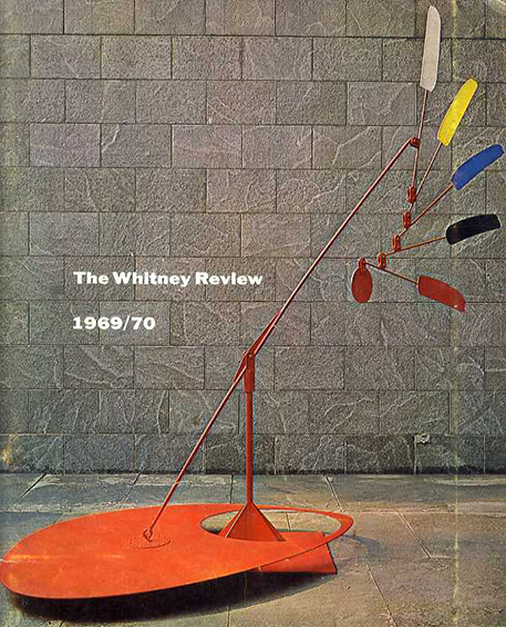 The Whitney Review 1969/70 /