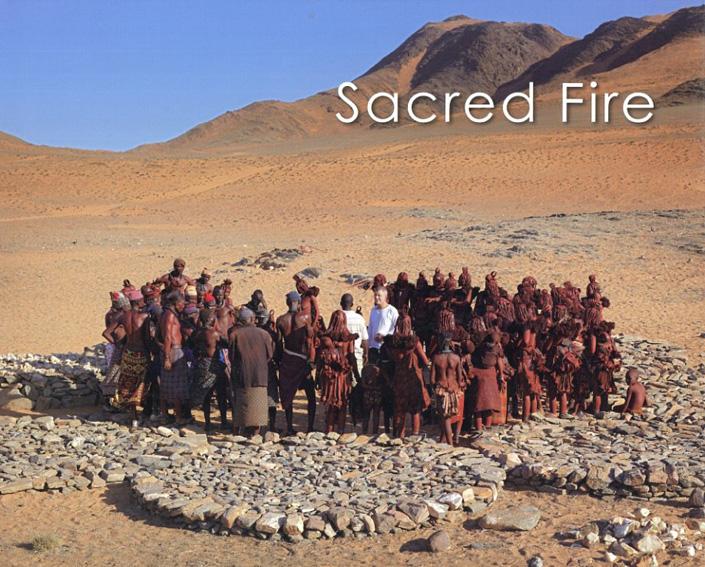 アンドリュー・ロジャース Andrew Rogers: Sacred Fire/