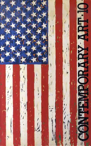 Contemporary Art 10 1989/ジャスパー・ジョーンズ/マーク・コスタビ/ジャン=ミシェル・バスキア/デイヴィッド・ホックニー他収録