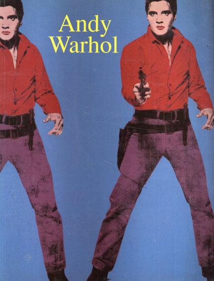 アンディ・ウォーホル Warhol/Klaus Honnef