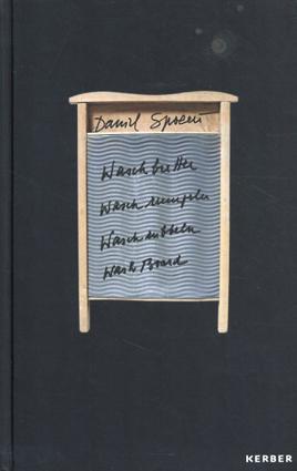 ダニエル・スポエリ Daniel Spoerri: Waschbretter, Waschrumpeln, Waschrubbeln, Washboard/Daniel Spoerri Thomas Levy編