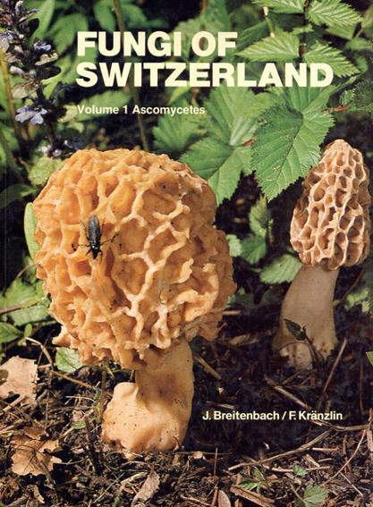 スイスの菌類 1.子嚢菌 Fungi of Switzerland 1.Ascomycetes/J.Breitenbach/F.Kraenzlin