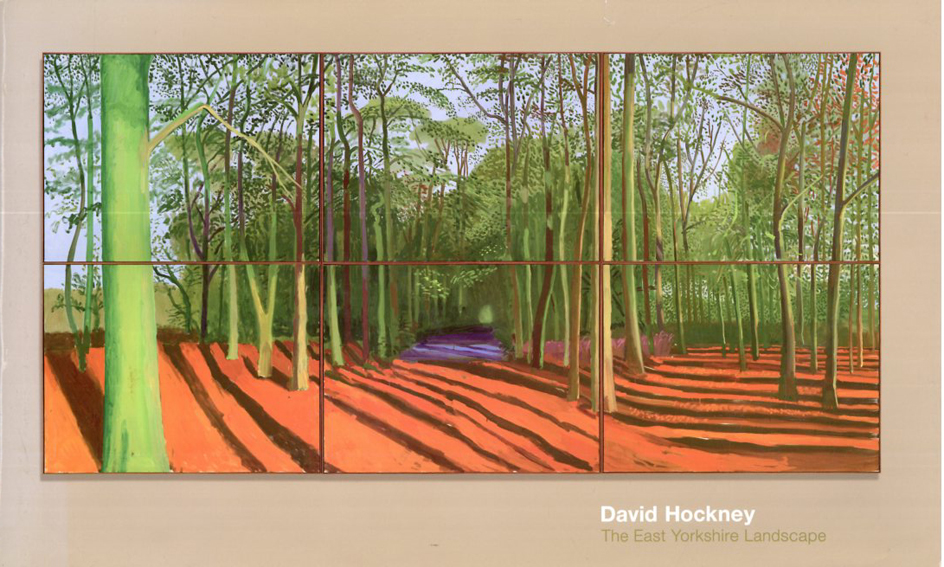 ディヴィッド・ホックニー David Hockney: The East Yorkshire Landscape/