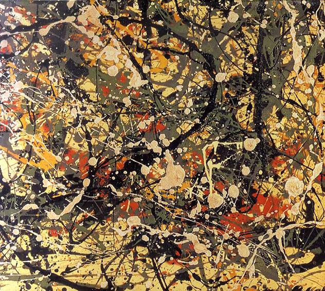 Jackson Pollock/Ellen G. Landau