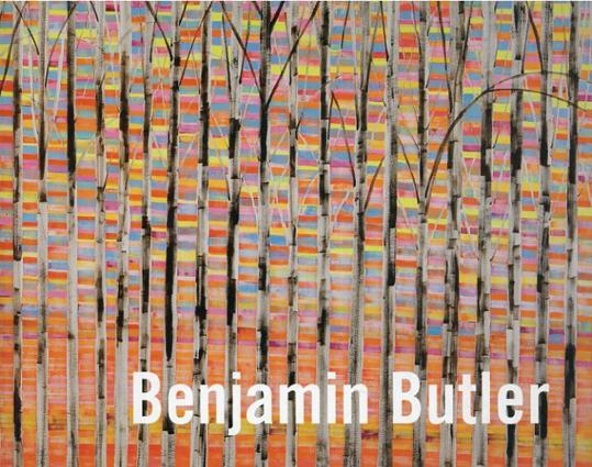 ベンジャミン・バトラー Benjamin Butler: Selected Paintings 2001-2012/