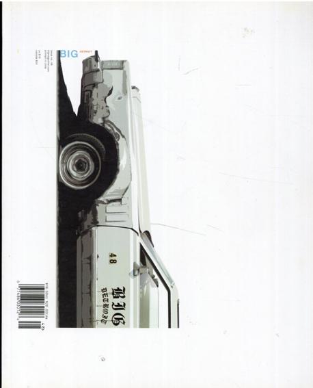 Big Magazine Issue 48 Detroit/Marcelo Junemann/John Hobbs/Hobey Echlin
