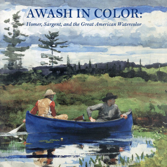 Awash in Color: Homer, Sargent, and the Great American Watercolor/Sue Welsh Reed/Carol Troyen