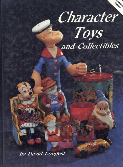 Character Toys and Collectibles I/David Longest