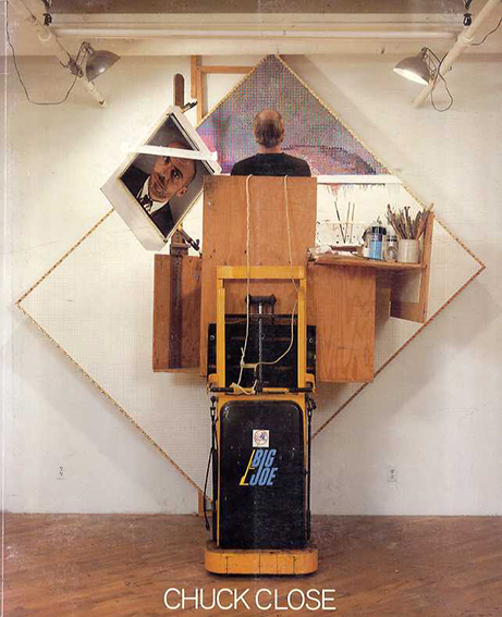 チャック・クロース Chuck Close: New Paintings /チャック・クロース